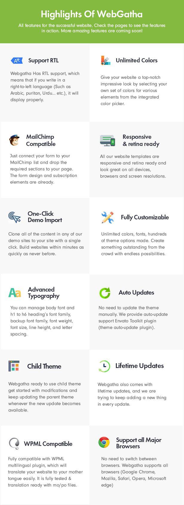 WebGatha - Multi-purpose WordPress Theme - 14
