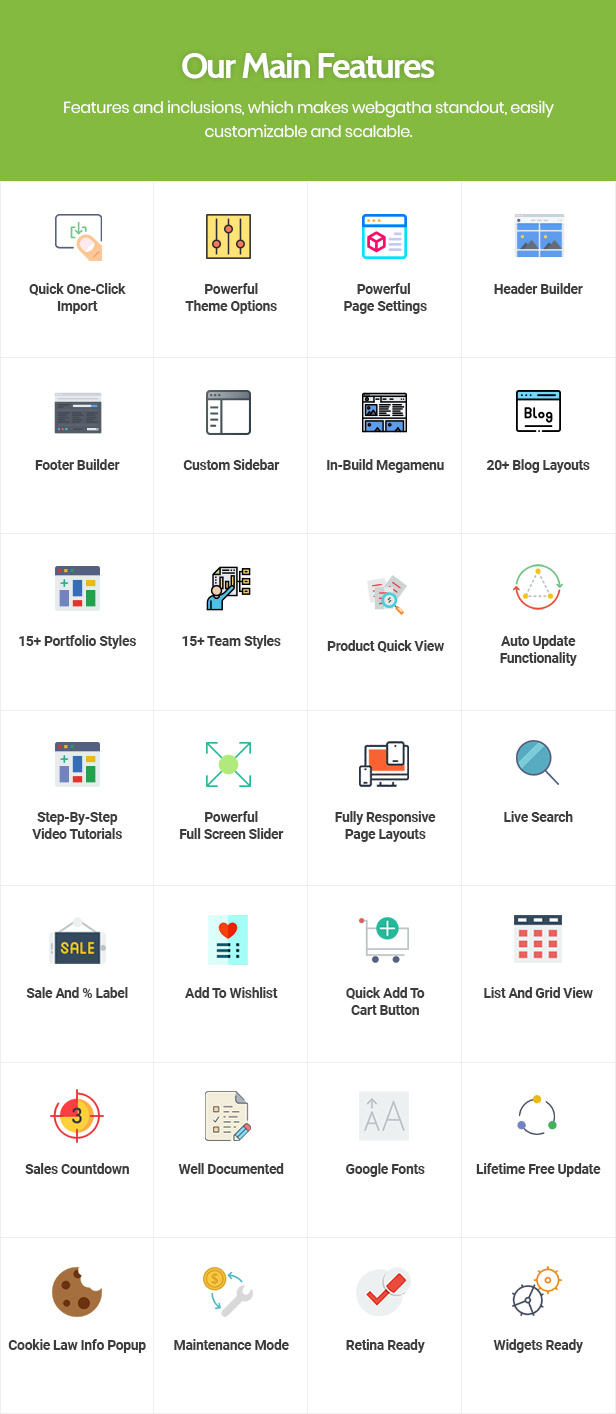 WebGatha - Multi-purpose WordPress Theme - 16