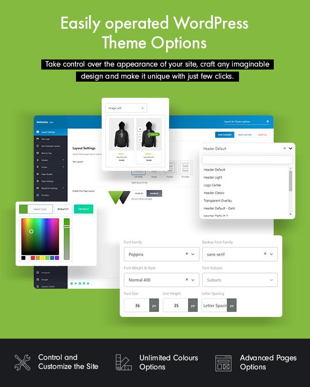 WebGatha - Multi-purpose WordPress Theme - 5