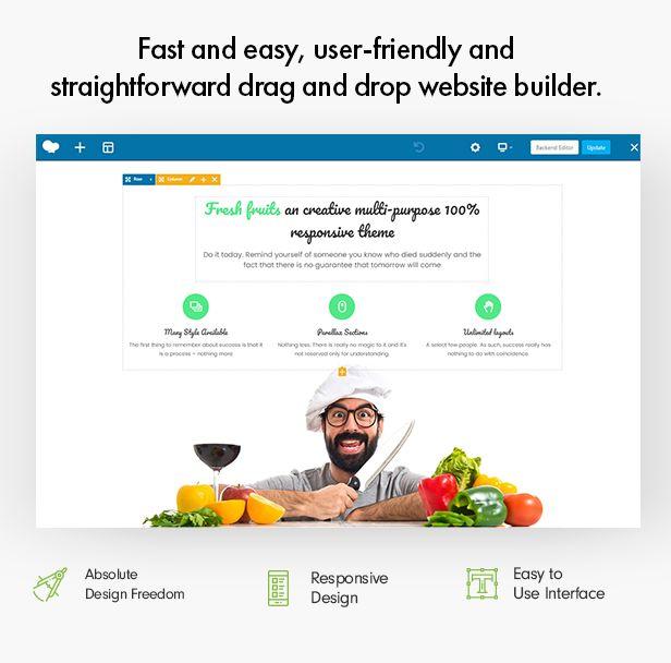 WebGatha - Multi-purpose WordPress Theme - 7